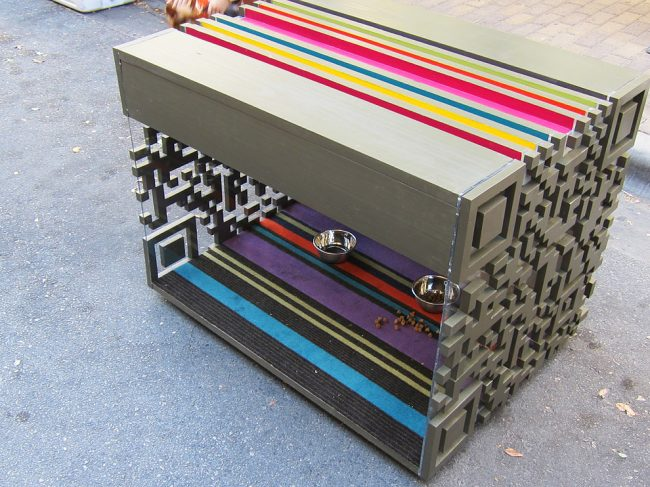 Японский стиль будки