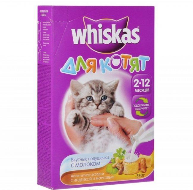 Вискас для котят