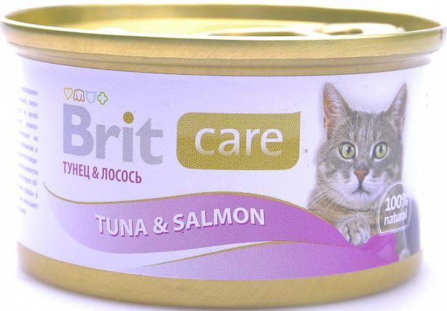 Корм для кошек Brit отзывы