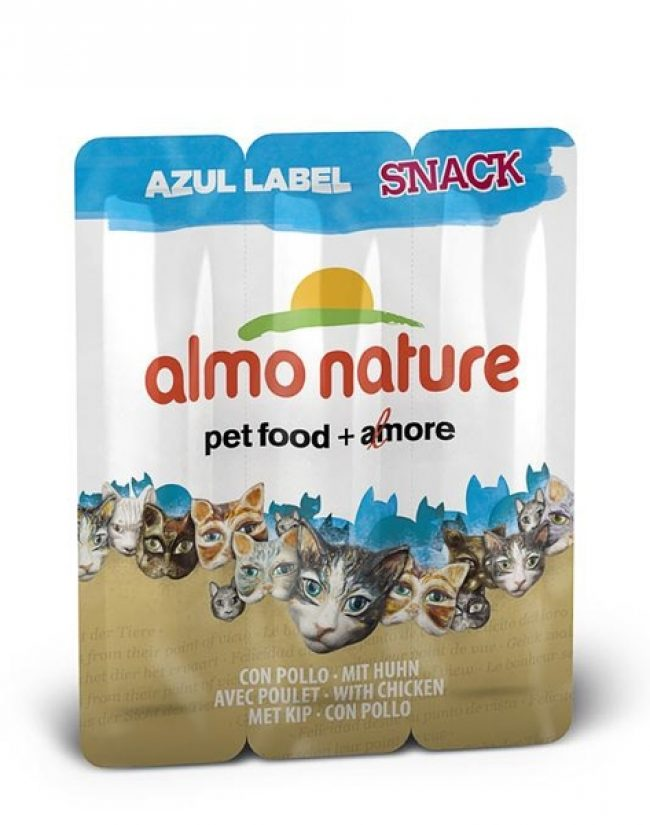 Almo Nature для кошек