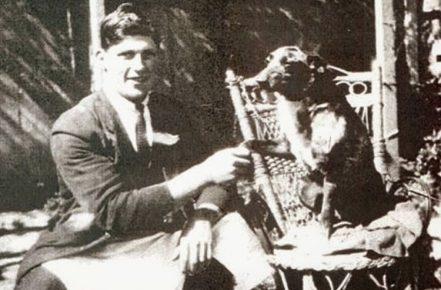 Официальный рекордсмен пёс Блюи