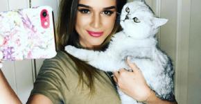 Какая порода кошки у Бородиной