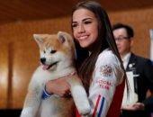 Какая собака у Алины Загитовой