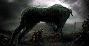 Какой породы собака в фильме «Собака Баскервилей»