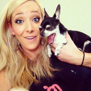 Марблс с собакой