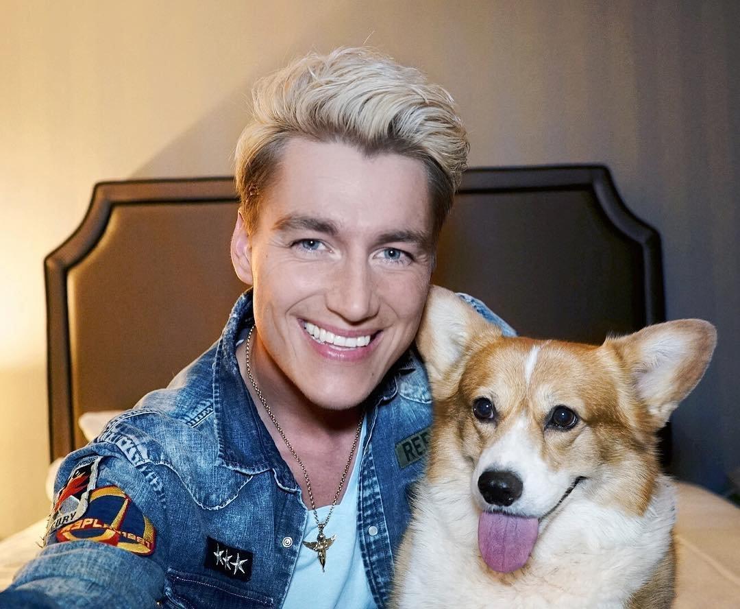 картинки алексея воробьева с собакой при использовании