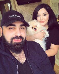 Гоар Аветисян с супругом