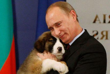 Путин с Баффи