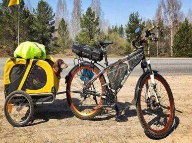 Необычный велотрип
