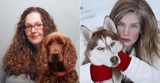 Собаки, похожие на своих хозяев