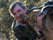 Испанец 12 лет прожил с волками