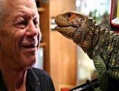 Жийе дружит с аллигаторами и питонами