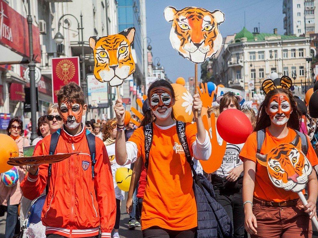 Днем рождения, фото день тигра