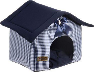 мягкая будка для собаки
