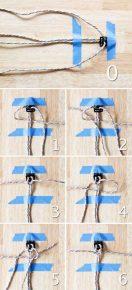схема для ошейника своими руками