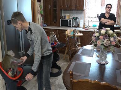 Супруги Кропочёвы