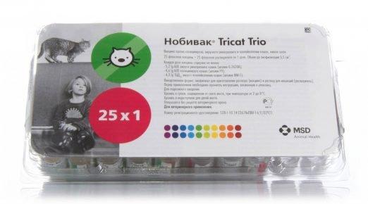 Нобивак Tricat Trio