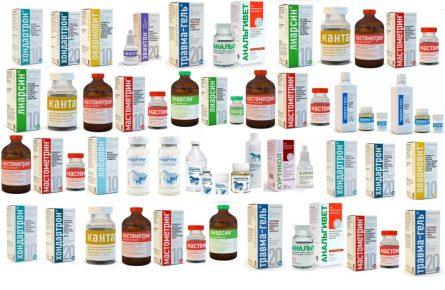 Препараты от производителя Ковертала