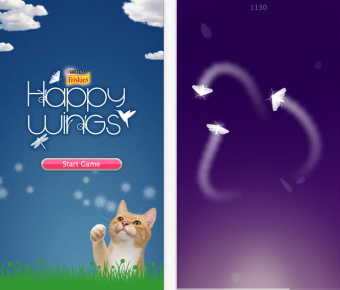 Игра Happy Wings