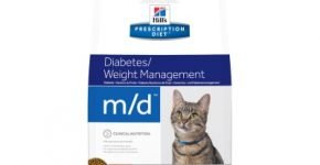 Hill's Diet m/d Diabetes/Weight Management