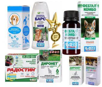 Препараты «Агроветзащиты»