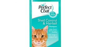 Perfect Coat Shed Control & Hairball
