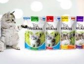 Корма Wellkiss для кошек