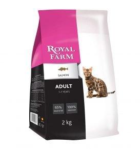 Упаковка сухого корма Royal Farm