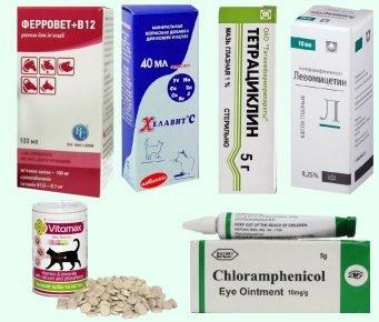 Препараты, нсеовместимые с Марфлоксином