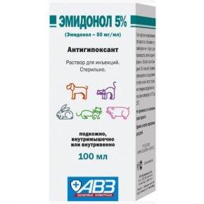 Раствор для инъекций Эмидонол