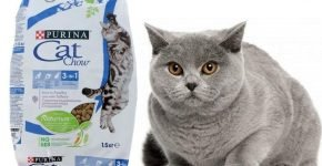 Purina Cat Chow 3 in 1