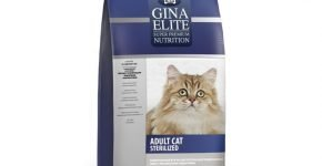 Gina Elite Cat Sensitive