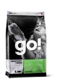 Сухой корм Go для кошек с чувствительным пищеварением