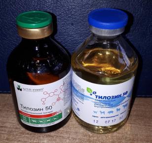 Тилозин разных производителей