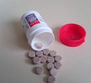 Таблетки Стоп-стресс