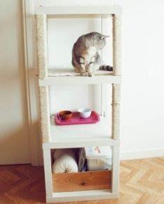 Этажерка для кошек