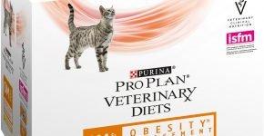 Purina Pro Plan Veterinary Diets OM паучи
