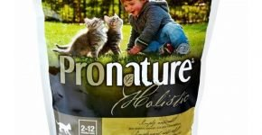 Корм Pronature Holistic для кошек