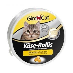 Витаминное лакомство Gimcat Kase-Rollis