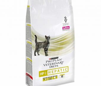 Корм Pro Plan Veterinary Diets HP Hepatic dry