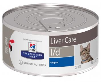 Корм Hill's Prescription Diet l/d Liver Care