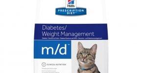 Hill's Prescription Diet m/d Diabetes/Weight Management