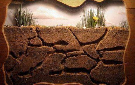 Форминарий с песком
