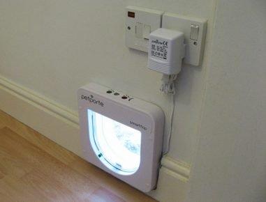 Электронные двери