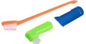 Зубные щётки для кошек