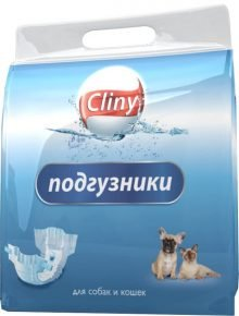 Подгузники Cliny