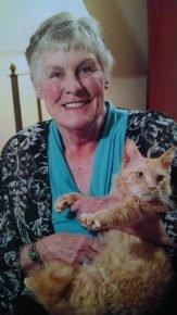 Линда Коэль с одним из первых лапермов