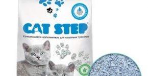 Cat Step Professional Elite с алоэ вера