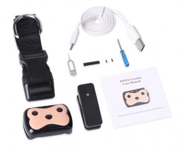 Набор GPS-ошейника Smart Pet Tracker