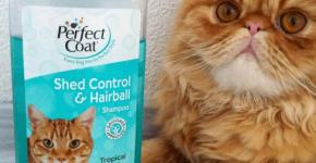 Perfect Coat 8 in 1 для кошек